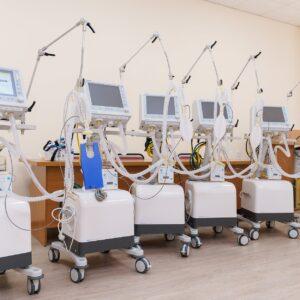 Штучна вентиляція легенів